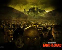"Poster ""Land of the Dead"""
